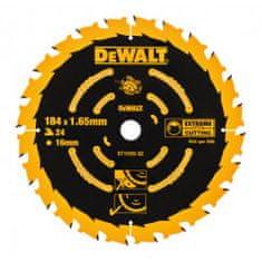 DeWalt Extreme oštrica za poteznu pilu 184X16X24T EXT DT10302