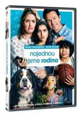 Najednou jsme rodina - DVD