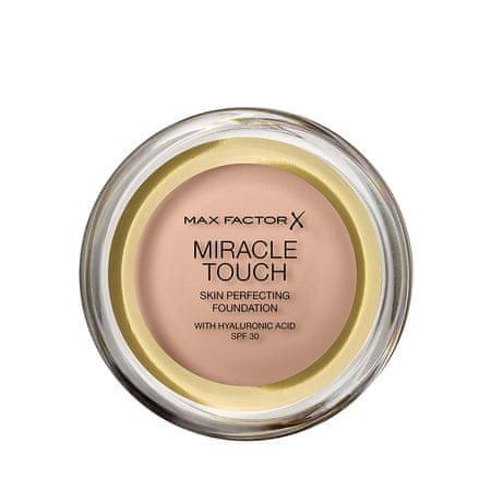 Max Factor kremni puder Miracle Touch, 55 Blushing Beige