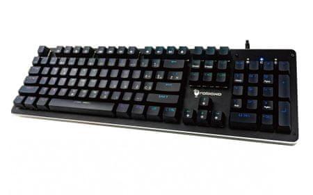 Robaxo tipkovnica GMK620, USB, US - SLO gravura, mehanska