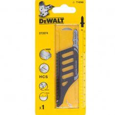 DeWalt list ub.p. drvo, 118 mm, HCS za drvo, flush, fini rez DT2074