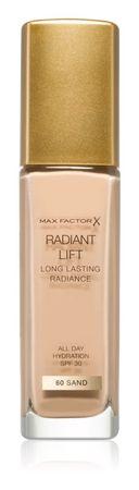 Max Factor tekoči puder Radiant Lift, 060 Sand