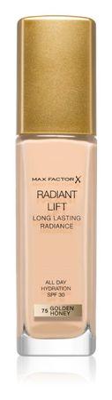 Max Factor tekoči puder Radiant Lift, 075 Golden Honey