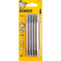 DeWalt list ubodne pile za lim, 132 mm DT2085