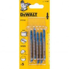 DeWalt list za ubodnu pilu, metal, 76mm, DT2161