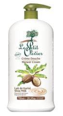 Le Petit Olivier Shea tej gyengéd krémtusfürdő(Shower Cream) 750 ml