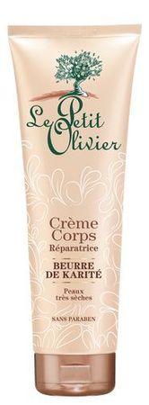 Le Petit Olivier Ultra vlažilna krema za telo s karitejevim maslom 250 ml