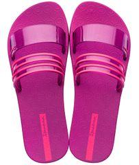Ipanema Dámské pantofle New Fem 26301-20197 Pink/Pink