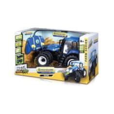 Maisto R/C traktor New holland s priključkom 82026