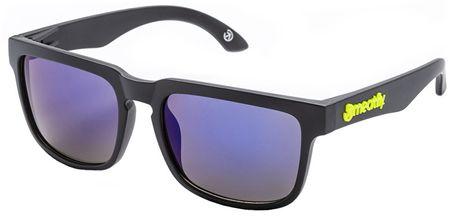 MEATFLY Okulary przeciwsłoneczne Memphis 2 C- Black, Blue