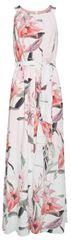Smashed Lemon Dámské šaty 19335 White/Old Pink
