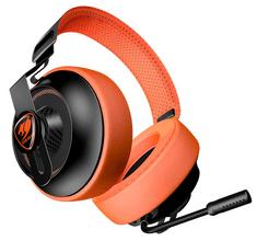 Cougar gaming slušalke Phontum Essential, oranžne