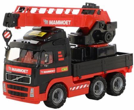 Polesie dizalica Mammoet Volvo