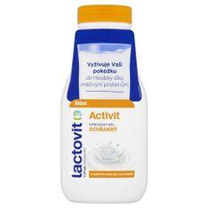 Lactovit Activit bőrvédő tusfürdő