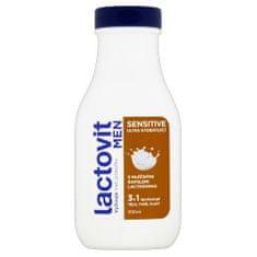 Lactovit Men Sensitive extrahidratáló tusfürdő 300 ml