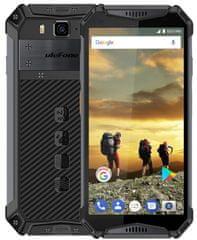 Ulefone Armor 3, 4GB/64GB, Black - rozbaleno