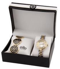 Elite Models dámska sada hodiniek a náramku E55024-302