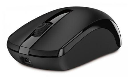 Genius brezžična BlueEye miška ECO-8100, črna