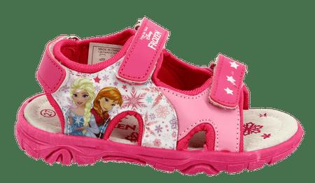 Disney by Arnetta lányka szandál Frozen 28 rózsaszín