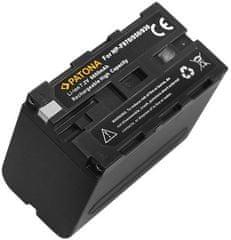 PATONA Baterie pro foto Sony NP-F970 6 600 mAh PT1074