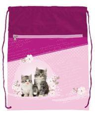Stil Vrecko na cvičky Kitten