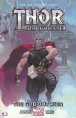 Aaron Jason: Thor: God Of Thunder Volume 1: The God Butcher (marvel Now)