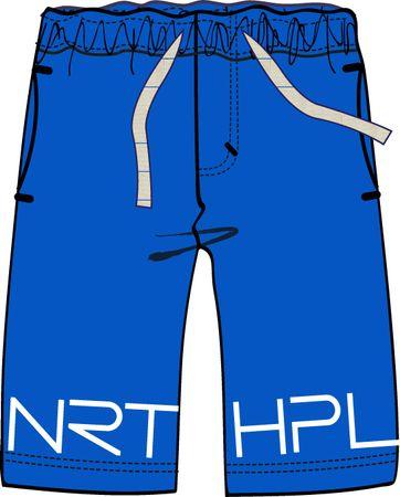 North Pole fiú rövidnadrág 110 sötétkék