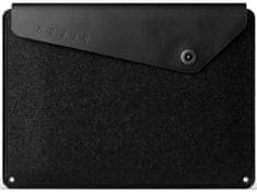 """Mujjo Sleeve pre 12"""" Macbook Pro - čierny, MUJJO-SL-078-BK"""