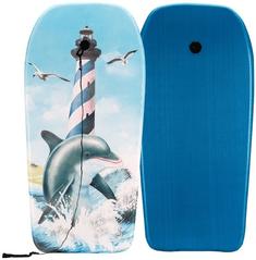 Waimea plavalna deska Delfin, 93x45x5cm