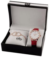 Elite Models dámska sada hodiniek a náramku E55072-809