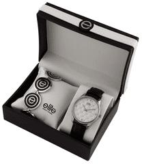 Elite Models dámska sada hodiniek a náramku E54432-204