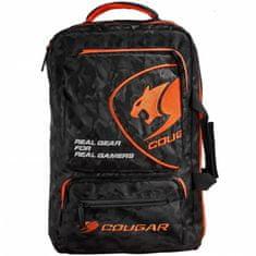 Cougar nahrbtnik za prenosni računalnik Battalion, črn