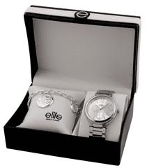 Elite Models komplet ženskog ručnog sata i narukvice E54794-204