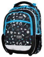 Stil Školský batoh Scratch Wars