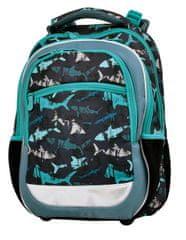 Stil Školský batoh Shark