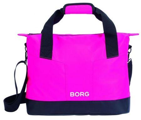 Björn Borg uniszex sporttáska Sophie rózsaszín