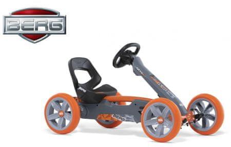 Berg Reppy Racer szürke - narancssárga