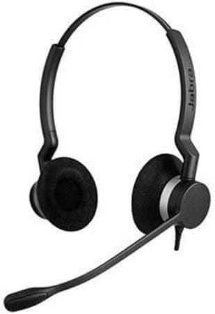 Jabra BIZ 2300, Duo, USB, E-STD, FS, MS Business 2399-823-109