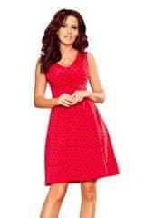 Numoco Dámske šaty 238-1 + Nadkolienky Gatta Calzino Strech