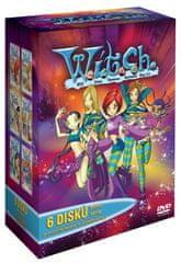 Kolekce W.I.T.C.H - 1.série (6DVD) - DVD