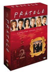 Přátelé - 2. série (4DVD) - DVD