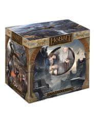 Hobit: Bitva pěti armád - prodloužená verze 3D+2D (5 disků) Edice se sochou - Blu-ray