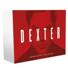 Dexter - Komplet kolekce 1.-8. série (26DVD) - DVD