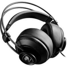 Cougar gaming slušalke Immersa, črne
