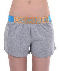 Calvin Klein Dámske kraťasy Runner Short KW0KW00692-033 Grey Heather