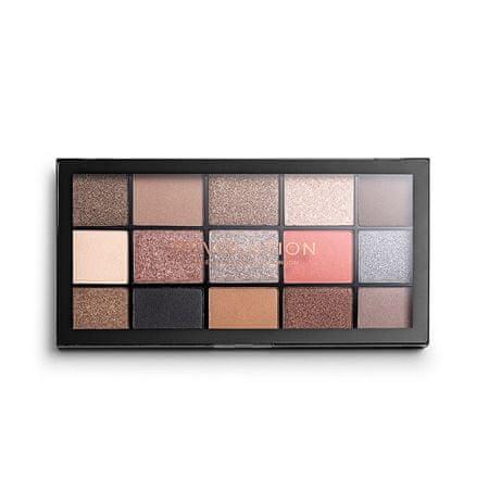 Makeup Revolution Újra betöltött hipnotikus szemhéjfesték paletta 16,5 g