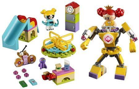 LEGO zestaw Powerpuff Girls 41287 pojedynek na boisku