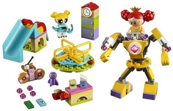 LEGO Powerpuff Girls 41287 Bubbles súboj na ihrisku