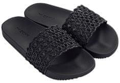 Zaxy Női pólók Snap Mesh Slide Fem 17669-90058 Black