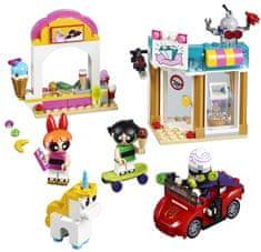 LEGO zestaw Powerpuff Girls 41288 Mojo Jojo atakuje
